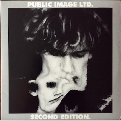 Second Edition - Public Image Ltd. - LP
