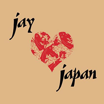 Jay Love Japan - J Dilla - LP