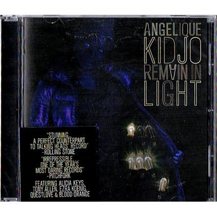 Remain In Light - Angelique Kidjo - CD
