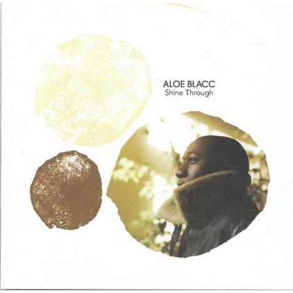 Shine Through - Aloe Blacc - CD