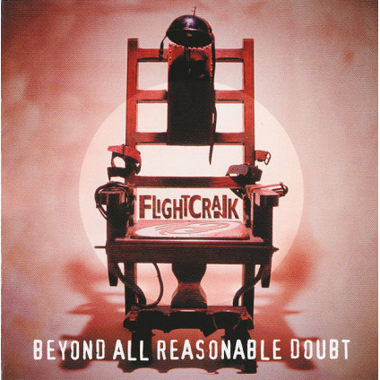 Beyond All Reasonable Doubt - Flightcrank - CD
