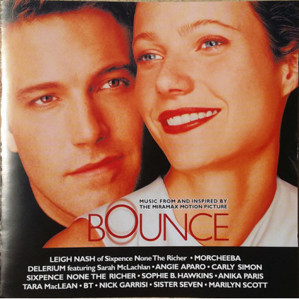 Bounce (Music From And Inspired By The Miramax Motion Picture) - Various - CD