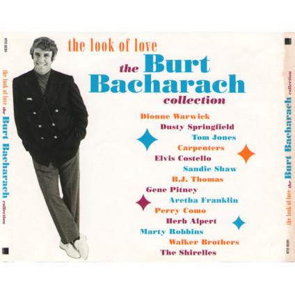 The Look Of Love - The Burt Bacharach Collection - Burt Bacharach - CD