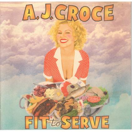 Fit To Serve - A.J. Croce - CD