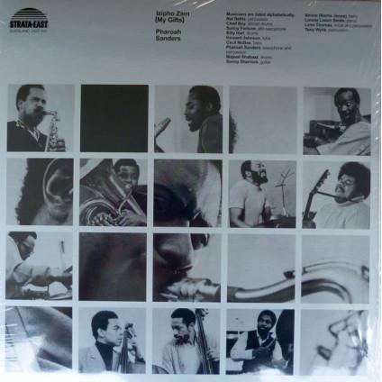 Izipho Zam (My Gifts) - Pharoah Sanders - LP