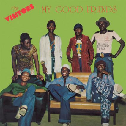 My Good Friends - The Visitors - LP