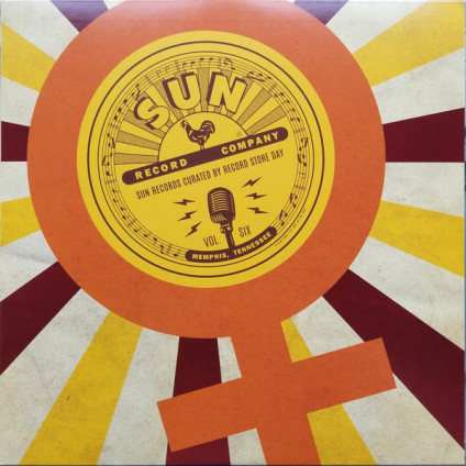 Sun Records Curated By Record Store Day Volume 6 - Various - LP