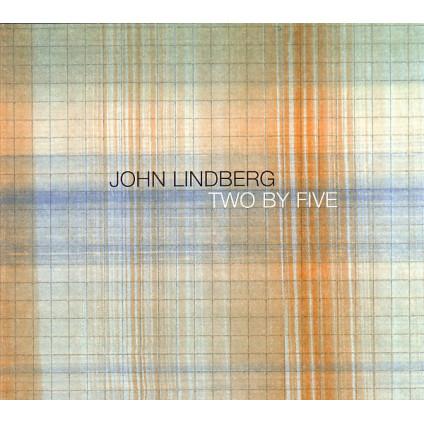 Two By Five - John Lindberg - CD