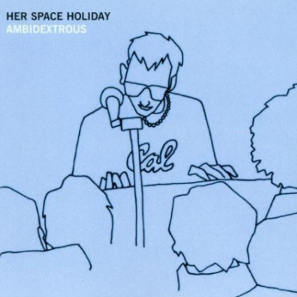 Ambidextrous - Her Space Holiday - CD