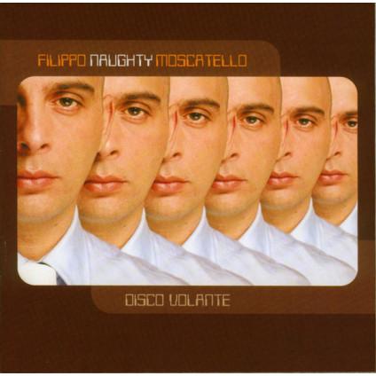 Disco Volante - Filippo Naughty Moscatello - CD