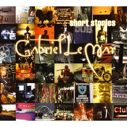 Short Stories - Gabriel Le Mar - CD