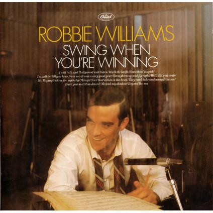 Swing When You're Winning - Robbie Williams - CD