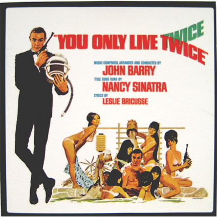 You Only Live Twice (Original Motion Picture Soundtrack) - John Barry - CD