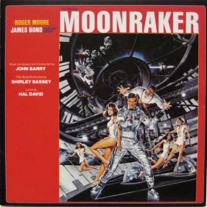 Moonraker (Original Motion Picture Soundtrack) - John Barry - CD