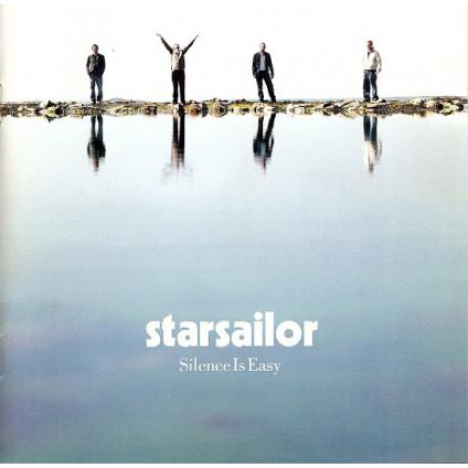 Silence Is Easy - Starsailor - CD