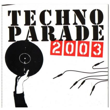 Techno Parade 2003 - Various - CD