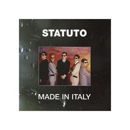 Made In Italy - Statuto - CD