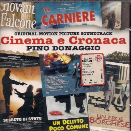 Cinema E Cronaca - Pino Donaggio - CD