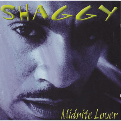 Midnite Lover - Shaggy - CD