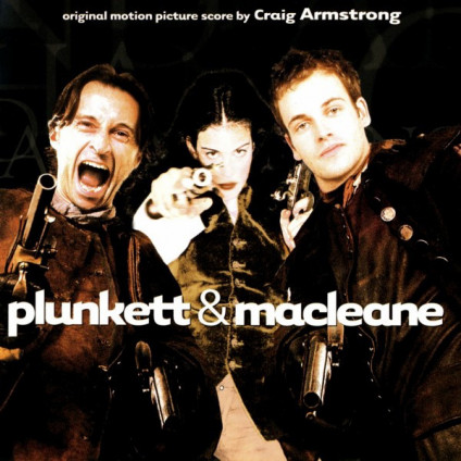 Plunkett & Macleane - Original Motion Picture Score - Craig Armstrong - CD