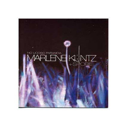 Ho Ucciso Paranoia + Spore - Marlene Kuntz - CD