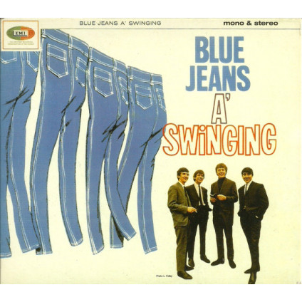 Blue Jeans A'Swinging - The Swinging Blue Jeans - CD
