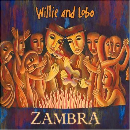 Zambra - Willie And Lobo - CD
