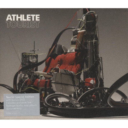 Tourist - Athlete - CD+DV