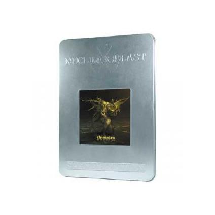 Resurrection - Chimaira - CD+DV