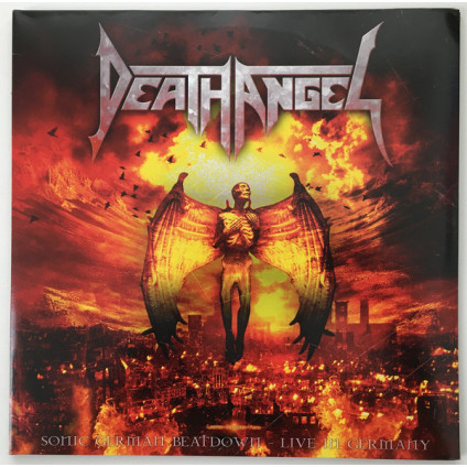 Sonic German Beatdown - Live In Germany - Death Angel - LP