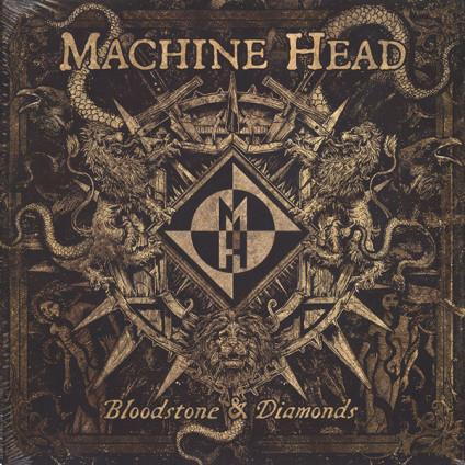 Bloodstone & Diamonds - Machine Head - LP