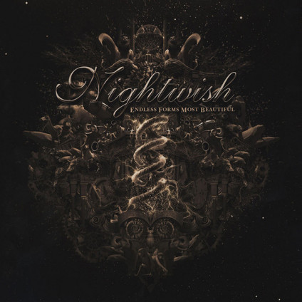 Endless Forms Most Beautiful - Nightwish - LP