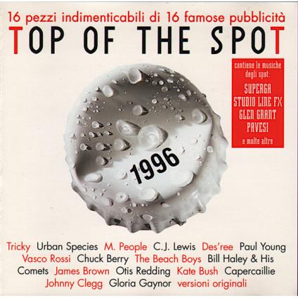 Top Of The Spot 1996 - Various - CD