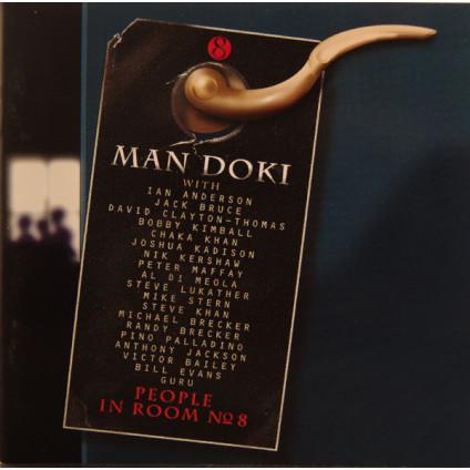 People In Room No. 8 - Man Doki - CD
