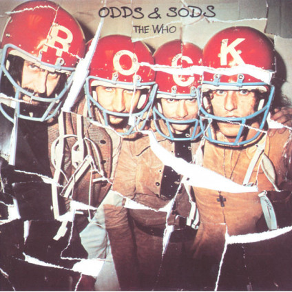 Odds & Sods - The Who - CD