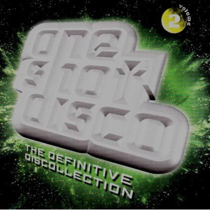One Shot Disco The Definitive Discollection Volume 2 - Various - CD