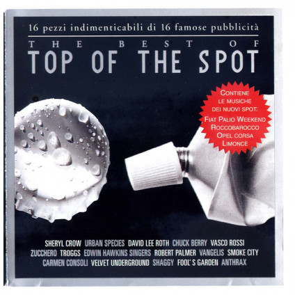 The Best Of Top Of The Spot - Various - CD