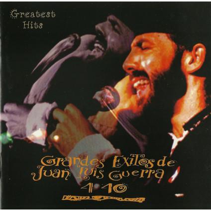 Grandes Exitos - Juan Luis Guerra Y 4.40 - CD