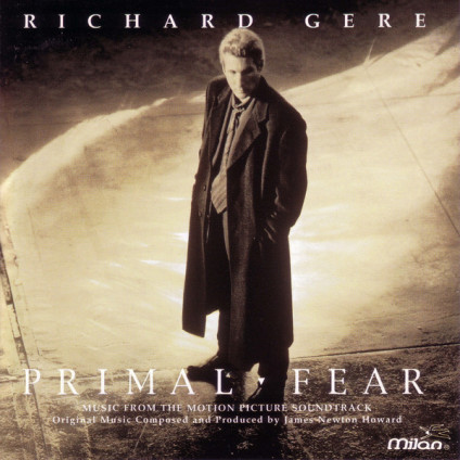 Primal Fear (Original Motion Picture Soundtrack) - James Newton Howard - CD