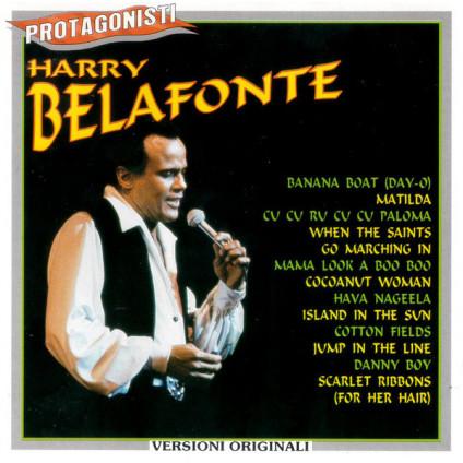 Harry Belafonte - Harry Belafonte - CD