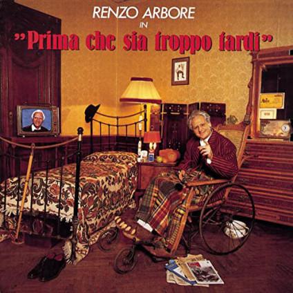 Prima Che Sia Troppo Tardi - Renzo Arbore - CD