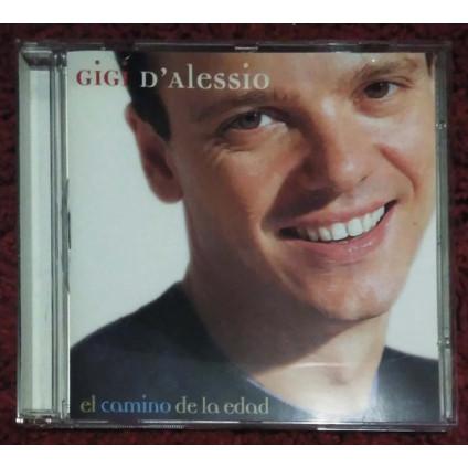 El Camino De La Edad - Gigi D'Alessio - CD