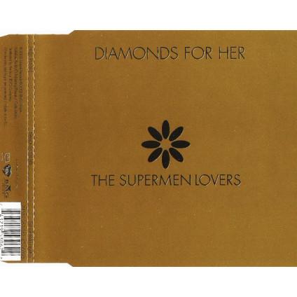Diamonds For Her - The Supermen Lovers - CD-S