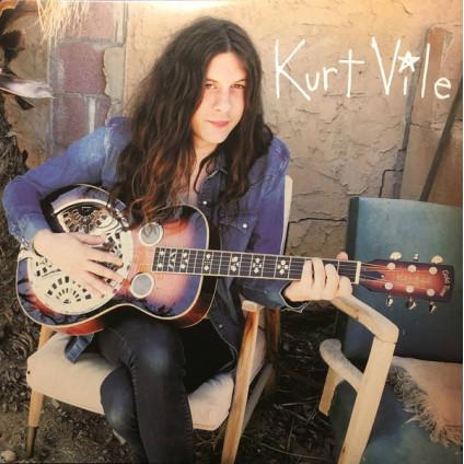 B'lieve I'm Goin Down... - Kurt Vile - LP