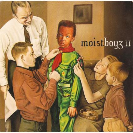 Moistboyz II - Moistboyz - CD