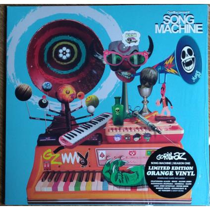 Song Machine Season One - Gorillaz - LP