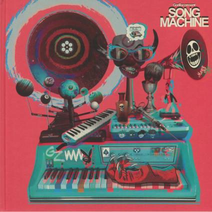 Song Machine Season One - Gorillaz - CD