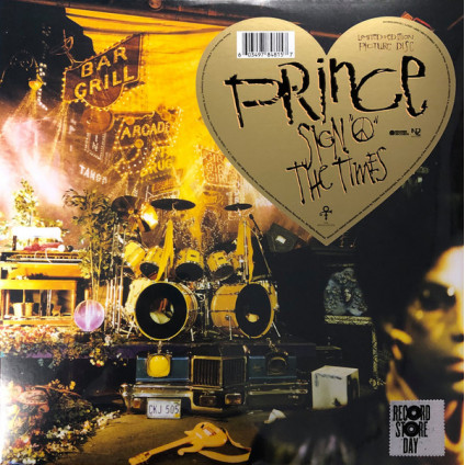 Sign ''O'' The Times - Prince - LP