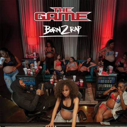 Born 2 Rap - The Game - LP
