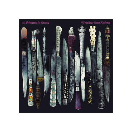 Getting Into Knives - The Mountain Goats - LP